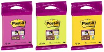 Post-it Super Sticky Blister 75 hojas