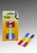 Index Rígido Post-it Dispensador 3 colores