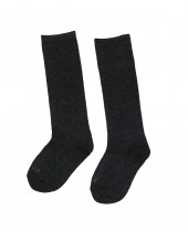 Calcetines Largos Gris Oscuro (pack 3 uds)