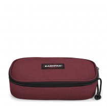 EASTPAK OVAL XL CRAFTY WINE