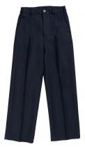 Pantalones de Lana Azul Marino Vestir Colegio